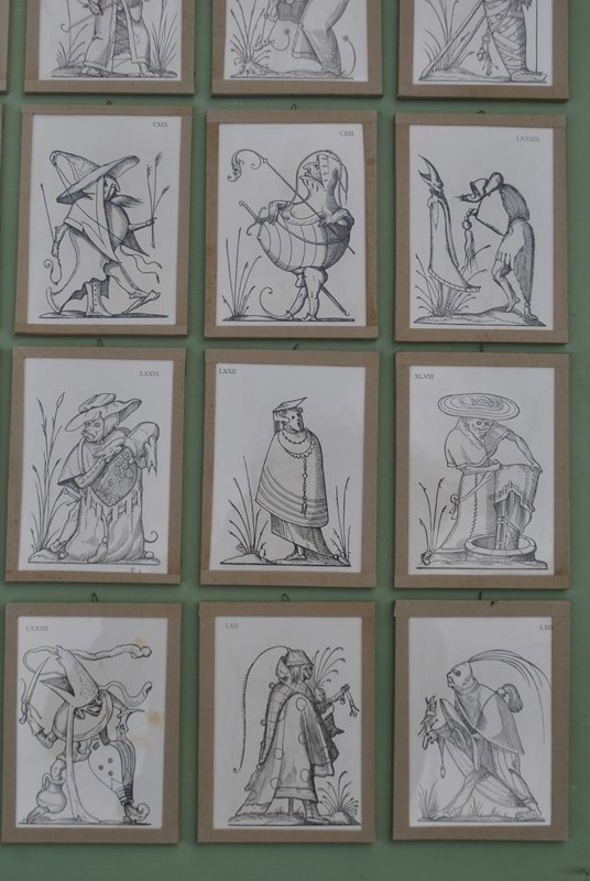 24 Gothic prints by Richard Breton (B)-inglis-hall-antiques-DSC_0180-main-636765269664803536.JPG