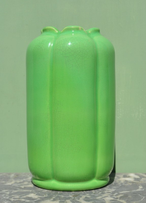 Wilhelm Kage (1889-1960) green vase-inglis-hall-antiques-DSC_0778-main-636656159425205676.JPG