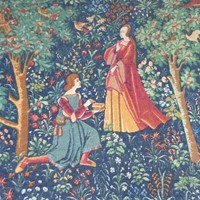 Robert Four  tapestry