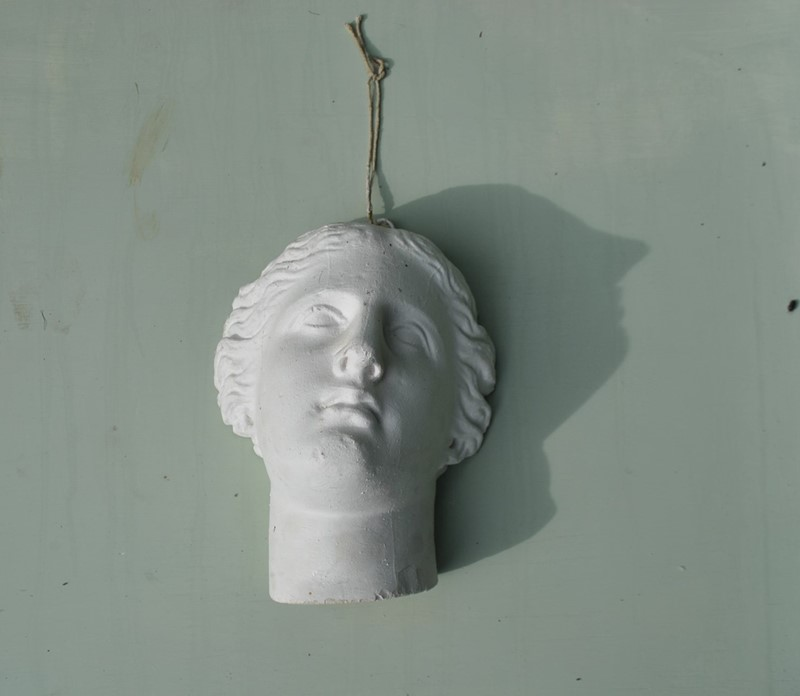 Art School plaster head of Venus -inglis-hall-antiques-dsc-0808-main-636964864419990822.JPG