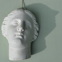Art School plaster head of Venus
