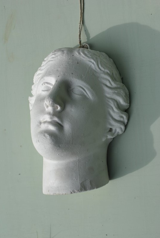 Art School plaster head of Venus -inglis-hall-antiques-dsc-0811-main-636964864444365201.JPG
