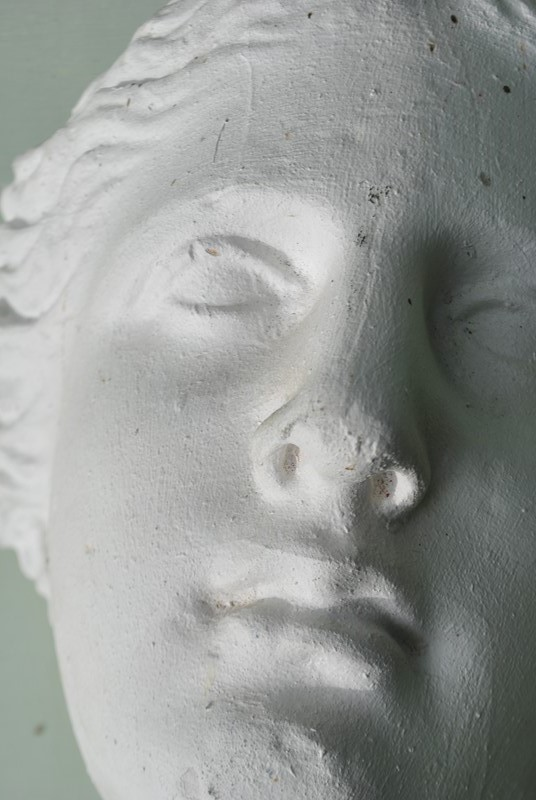 Art School plaster head of Venus -inglis-hall-antiques-dsc-0812-main-636964864451709730.JPG