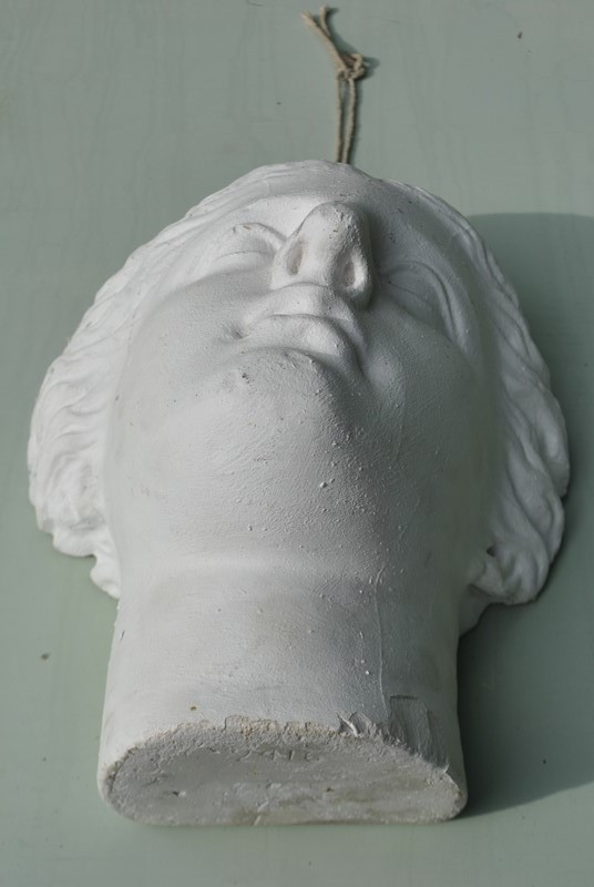 Art School plaster head of Venus -inglis-hall-antiques-dsc-0813-main-636964864459365118.JPG