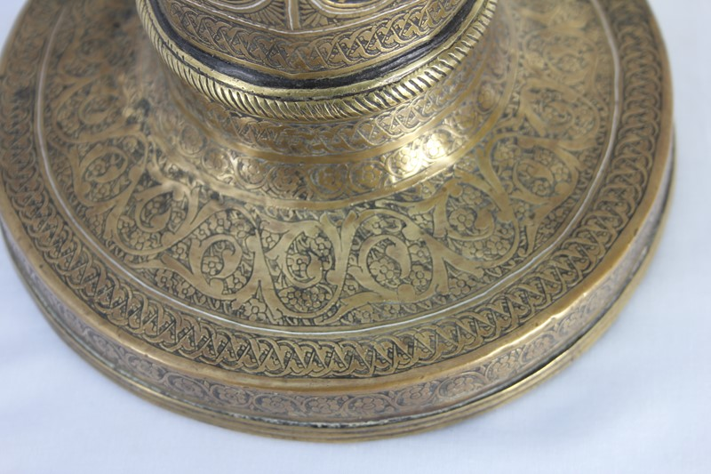 Safavid Brass torch stand lamp-inglis-hall-antiques-img-4834-main-637481258381183797.JPG