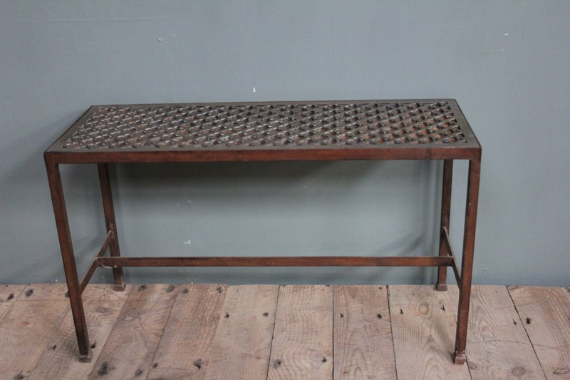 Pair of Coffee tables with 19c Brass grill tops-inglis-hall-antiques-img-5943-main-637507115180046061.JPG