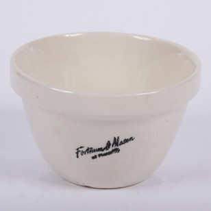 Antique Fortnum & Mason Creamware Bowl