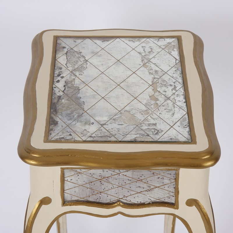 Pair of Italian 1950s Painted and Gilt Side Tables-james-worrall-italiangilttabledetail5-main-637184951247820676.jpg