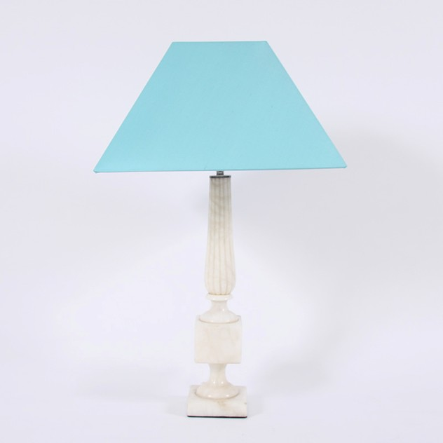 Cream Marble Table Lamp in Column and Plinth-james-worrall-marble_lamp1_main_636016031777644964.jpg