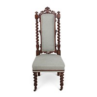 English 19th Century Lamb of Manchester Chair