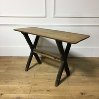 Charming Little English Tavern Table