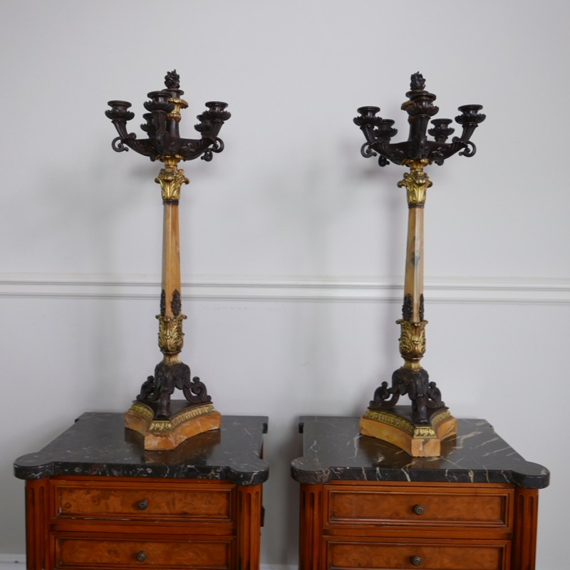 Remarkable Pair of Sienna Marble Candlesticks-joseph-berry-interiors-IMG_1645-main-636728911296317679.JPG