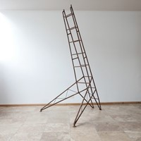 Mid-Century Aircraft Ladders