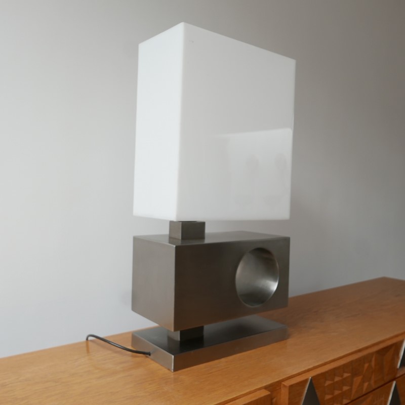Brutalist Mid-Century Belgium Table Lamp-joseph-berry-interiors-img-1797-main-637336120086475699.JPG
