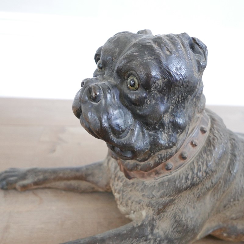 c19th Austrian Terracotta Dog-joseph-berry-interiors-img-1840-main-637014616231999497.JPG