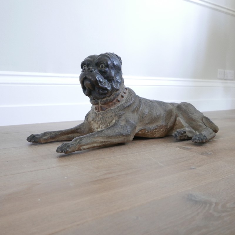 c19th Austrian Terracotta Dog-joseph-berry-interiors-img-1841-main-637014616237780847.JPG