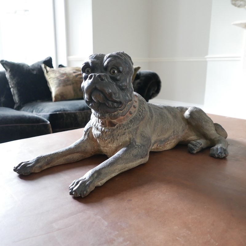 c19th Austrian Terracotta Dog-joseph-berry-interiors-img-1843-main-637014616243405400.JPG