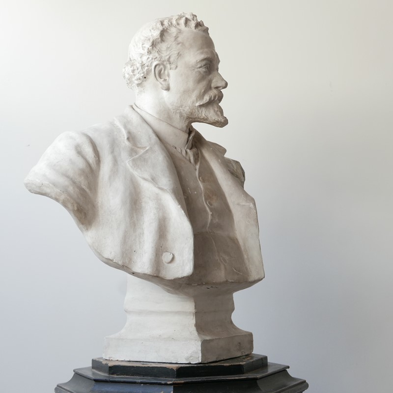20th Century Plaster Bust of a Gentlemen-joseph-berry-interiors-img-2100-1-main-637317916825168623.JPG