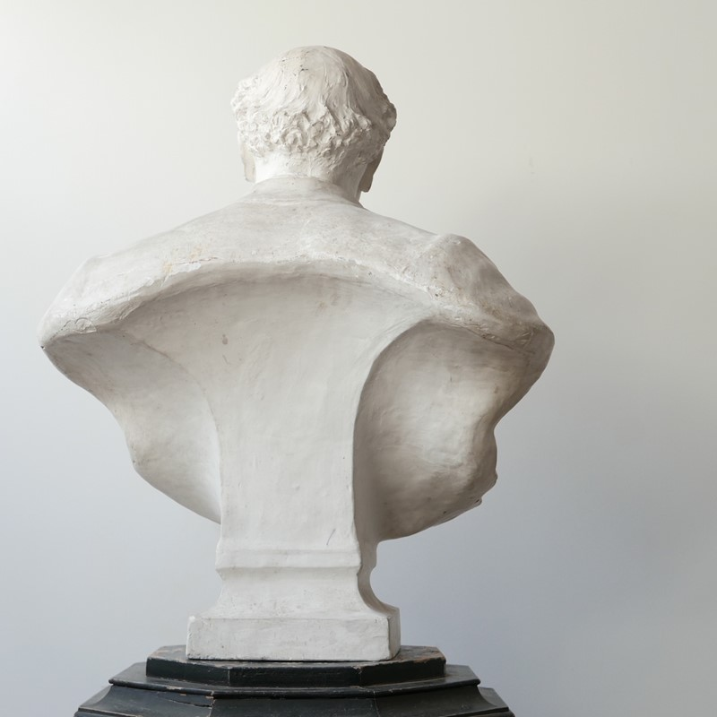 20th Century Plaster Bust of a Gentlemen-joseph-berry-interiors-img-2101-1-main-637317916830949915.JPG