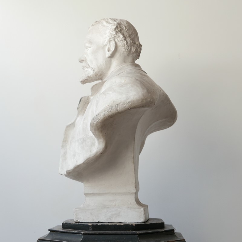 20th Century Plaster Bust of a Gentlemen-joseph-berry-interiors-img-2102-1-main-637317916836419118.JPG