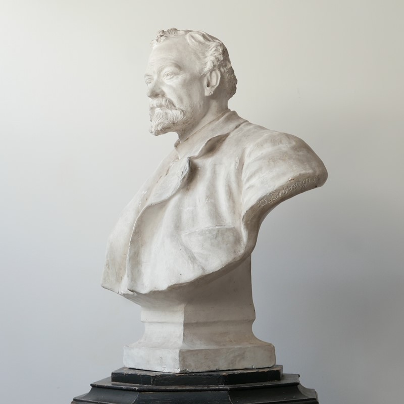 20th Century Plaster Bust of a Gentlemen-joseph-berry-interiors-img-2103-1-main-637317916841418562.JPG