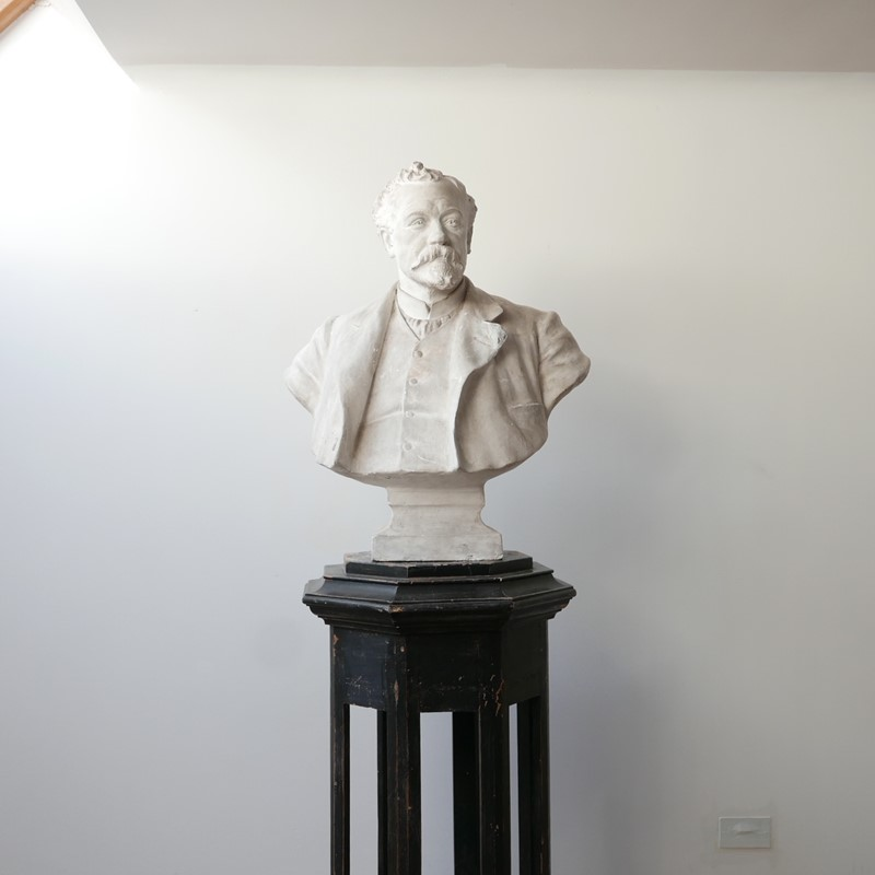 20th Century Plaster Bust of a Gentlemen-joseph-berry-interiors-img-2106-1-main-637317916852043512.JPG
