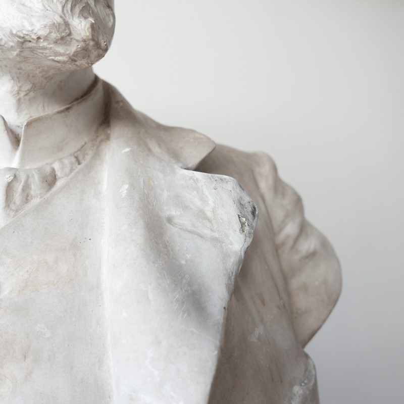 20th Century Plaster Bust of a Gentlemen-joseph-berry-interiors-img-2110-main-637317916868293448.JPG