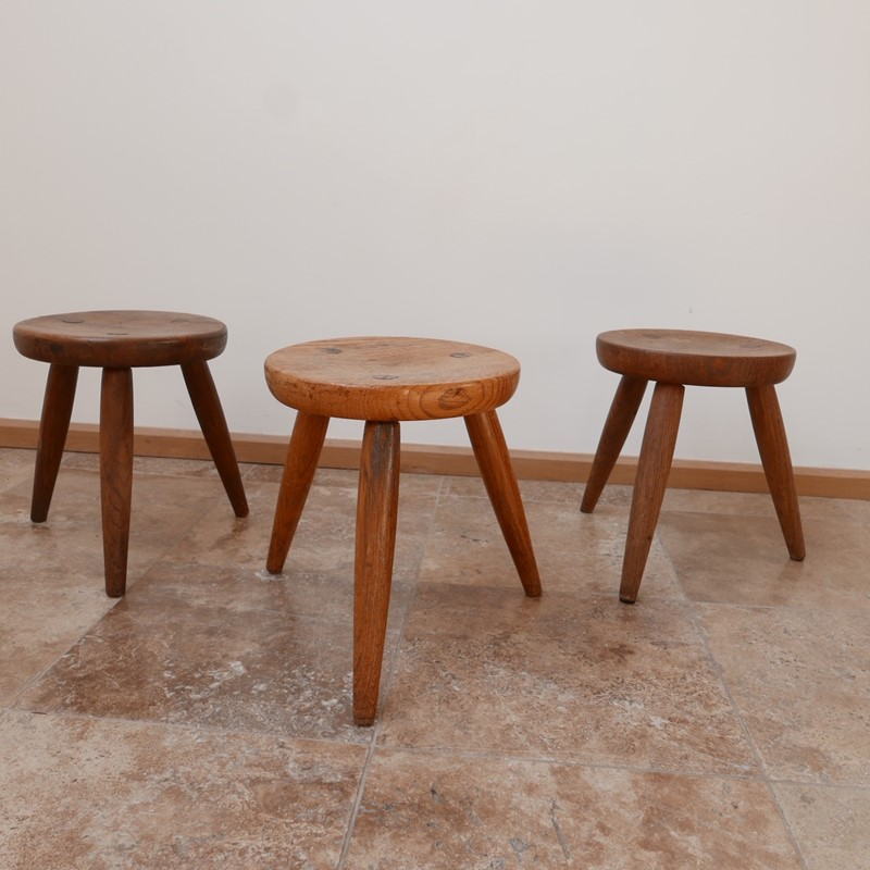 Mid-Century Belgium Stools in Manner of Axel Einar-joseph-berry-interiors-img-2137-main-637323224643791507.JPG