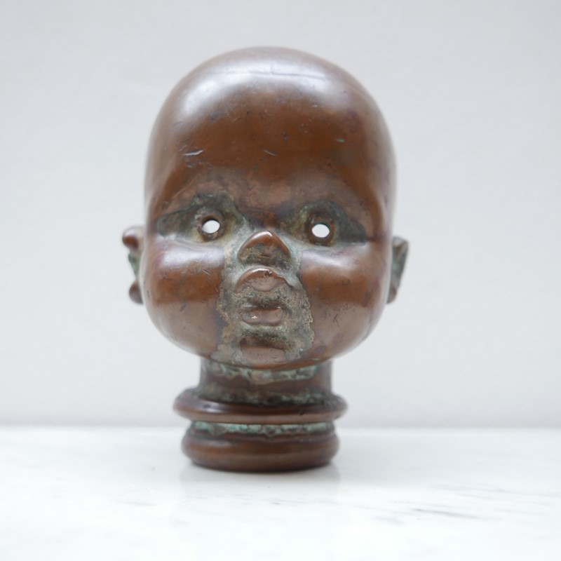 Antique French Copper Doll Mould-joseph-berry-interiors-img-3290-main-637078024378272870.JPG
