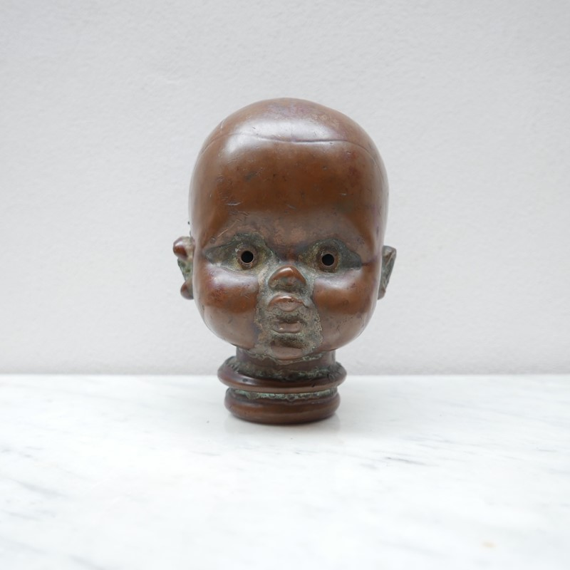 Antique French Copper Doll Mould-joseph-berry-interiors-img-3291-main-637078024383272915.JPG