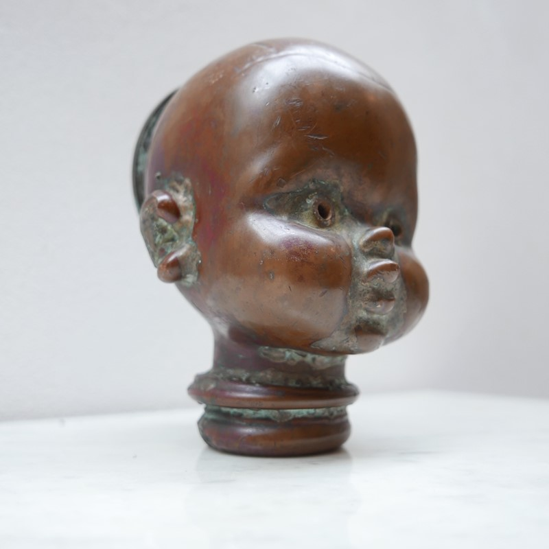 Antique French Copper Doll Mould-joseph-berry-interiors-img-3297-main-637078024414523531.JPG