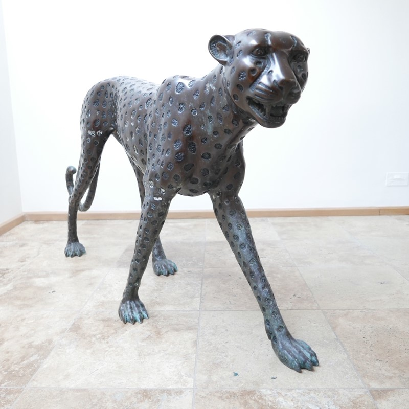 Life Size Mid-Century Patinated Bronze Cheetah-joseph-berry-interiors-img-3561-main-637087275227935274.JPG