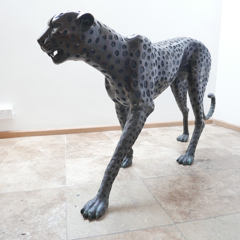 Life Size Mid-Century Patinated Bronze Cheetah-joseph-berry-interiors-img-3566-main-637087282066010228.JPG