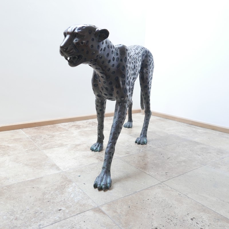 Life Size Mid-Century Patinated Bronze Cheetah-joseph-berry-interiors-img-3567-main-637087282071149689.JPG