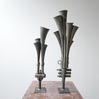 Multi Horn Sculptural Collection (2)