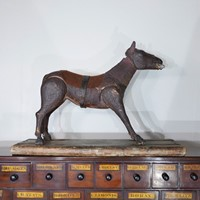 Unusual c19th century Articulated Horse
