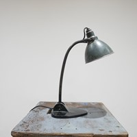 Early German Kandem Table Lamp