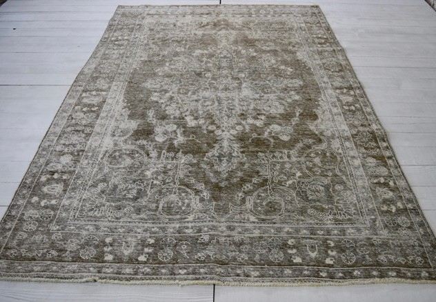 Faded vintage Tabriz carpet, grey and white-joshua-lumley-contemporary-DSC_0114_main_636559718505391059.jpg