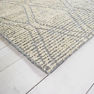 Contemporary 'Berber' rug