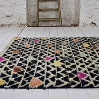 Contemporary rug of Moroccan Berber influence