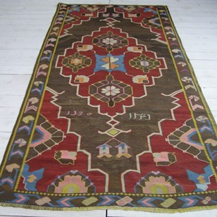 Karabagh kilim dated 1930