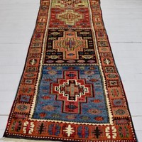 Powerful antique Konya runner, Anatolia