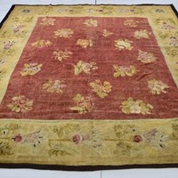 Empire Aubusson tapestry-weave carpet
