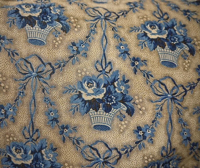 Pair of Blue Chintz Cotton Cushions French 19thC-katharine-pole-pr-blu-chint-cush-text-1-main-637038268000232823.jpg