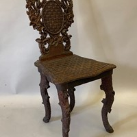 Black Forest Swiss chair