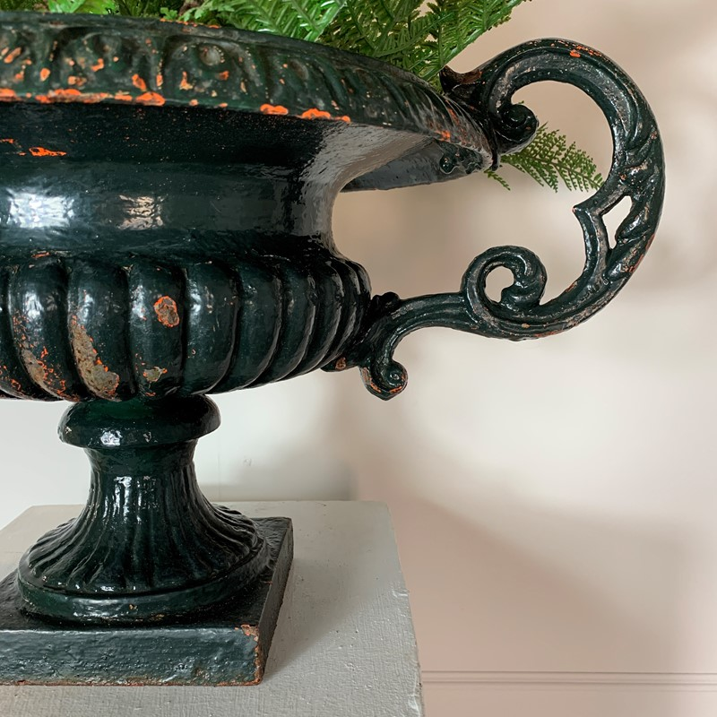 19th C French Cast Iron Urn With Decorative Handle-lct-home-french-cast-urn-2-main-637151274916485239.jpg
