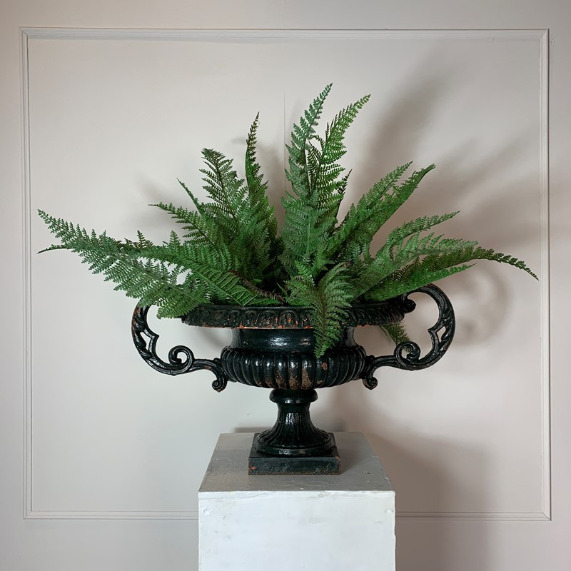 19th C French Cast Iron Urn With Decorative Handle-lct-home-french-cast-urn-6-main-637151275082891276.jpg
