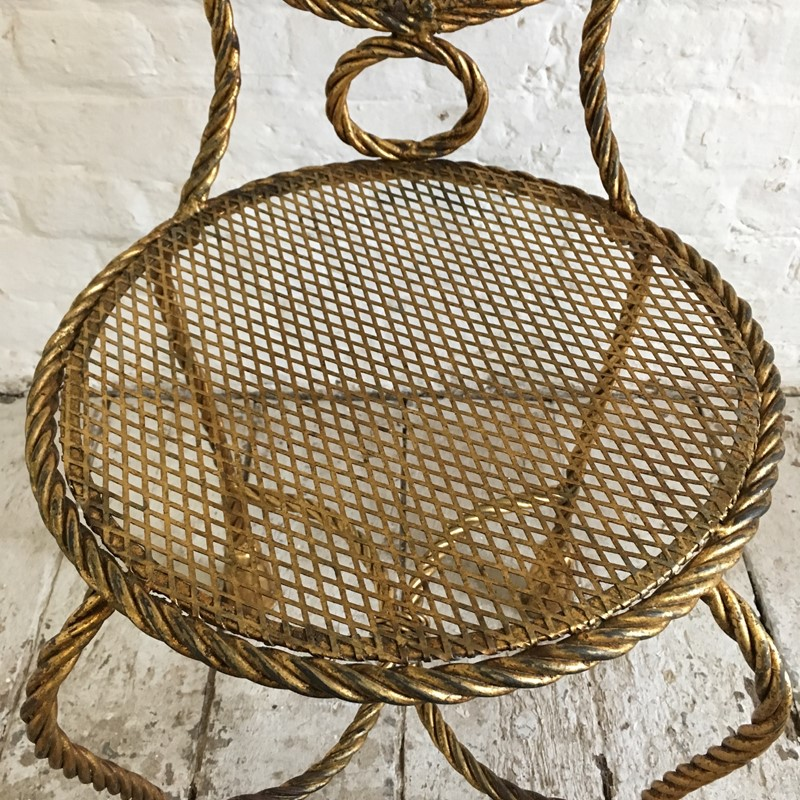 1950's Italian gilt rope and tassel chair-lct-home-img-1441-main-636867739253564096.jpg
