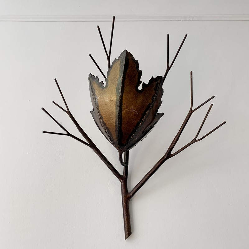Brutalist Copper Leaf & Branch Wall Sconce-lct-home-img-3984-main-637260920231321085.jpg