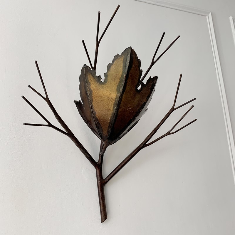 Brutalist Copper Leaf & Branch Wall Sconce-lct-home-img-3986-main-637260921591151326.jpg